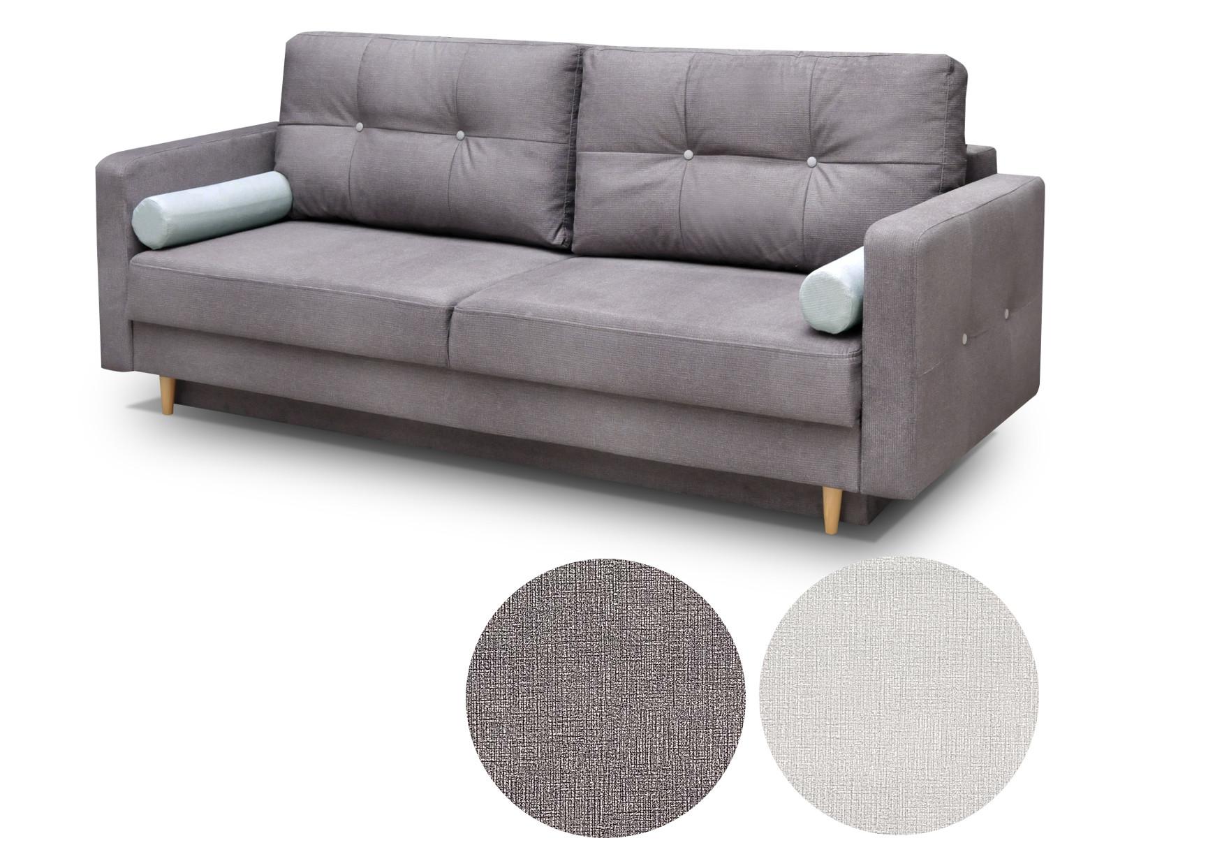 Couch mit Schlaffunktion Sofa Schlafsofa Wohnzimmercouch Bettsofa  NEWARK  eBay