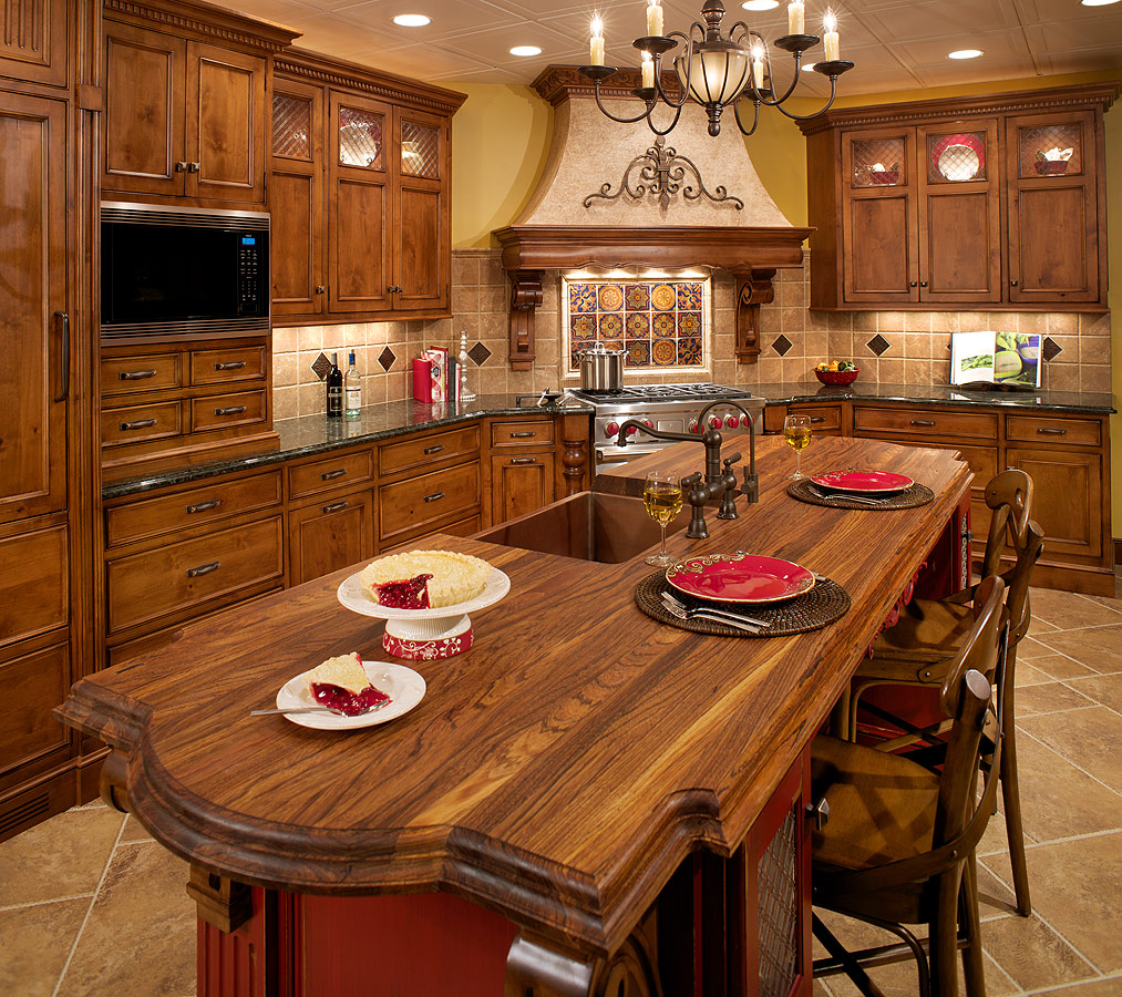 italian bistro kitchen decorating ideas with glass cabinet doors mullet — tuscan inspired