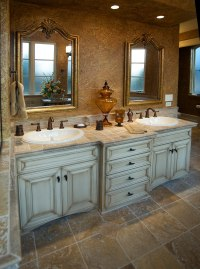 Traditional Bathroom Vanities And Cabinets With Wonderful ...