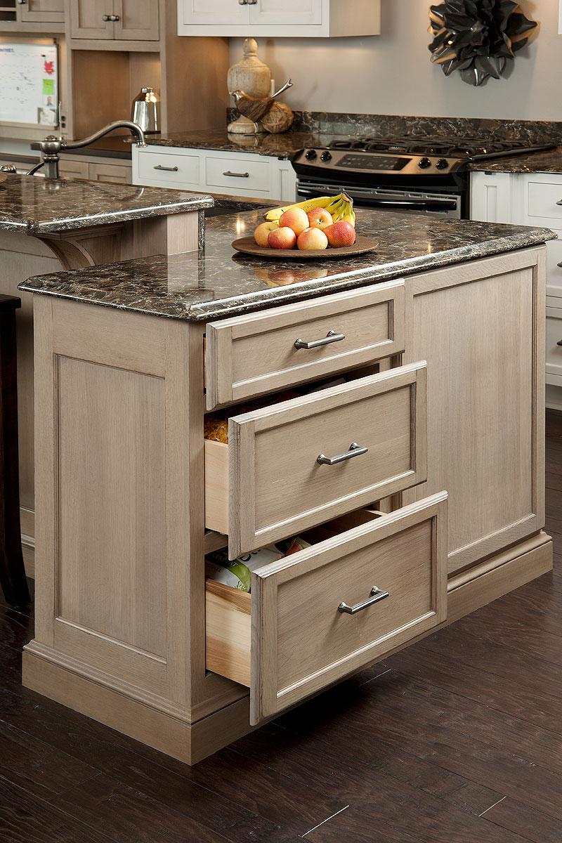 Mullet Cabinet  Vintage Finish Kitchen