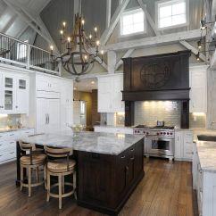Barn House Kitchen Design Programs Mullet Cabinet  Rebuilt Timber Frame Home