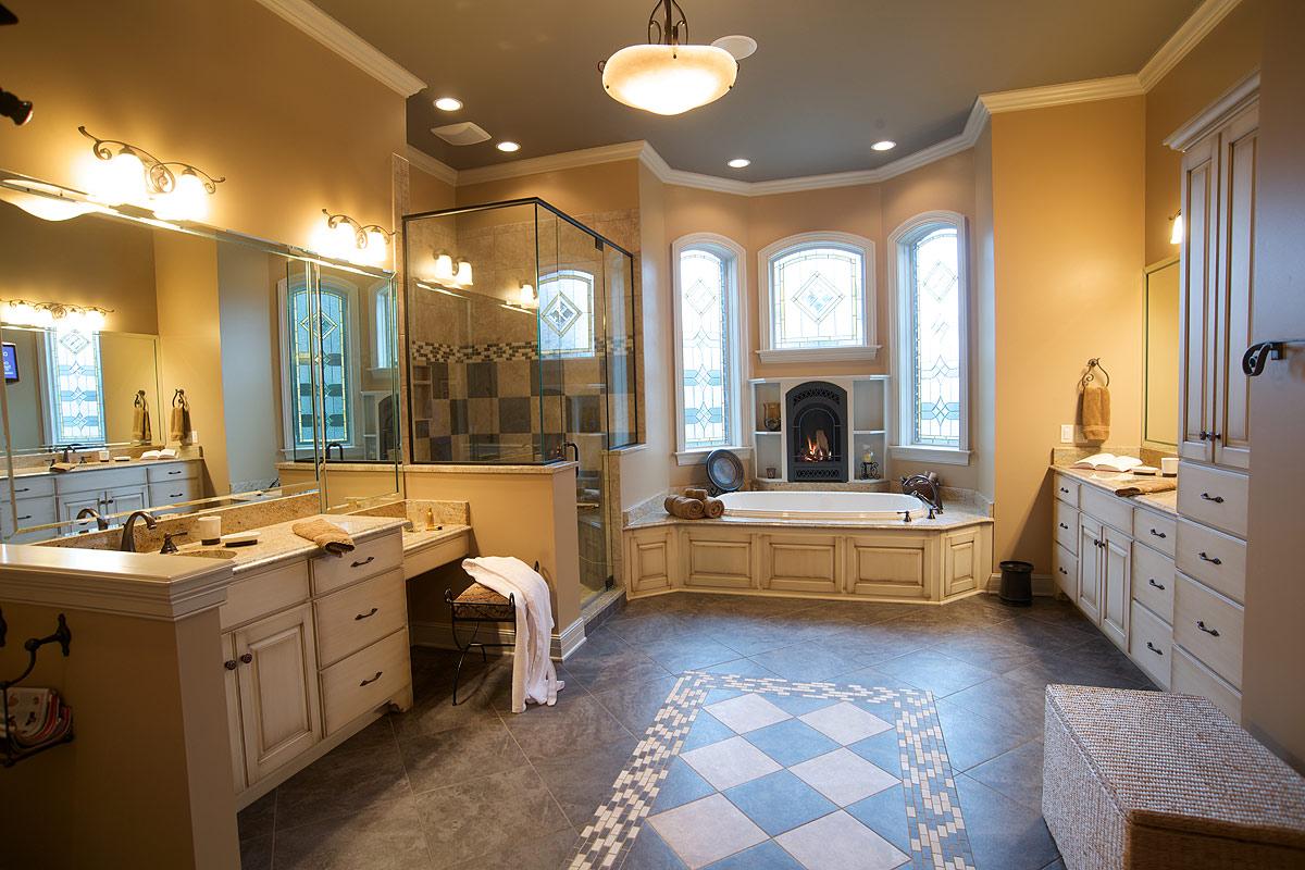 kitchen cabinet pictures knife storage mullet — cozy master bath
