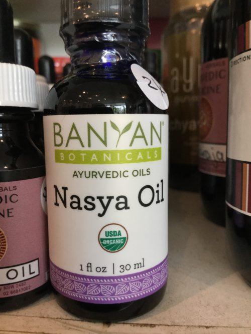 Nasya Oil Banyan Mullum Herbals