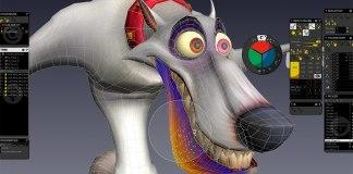 Animação 3D