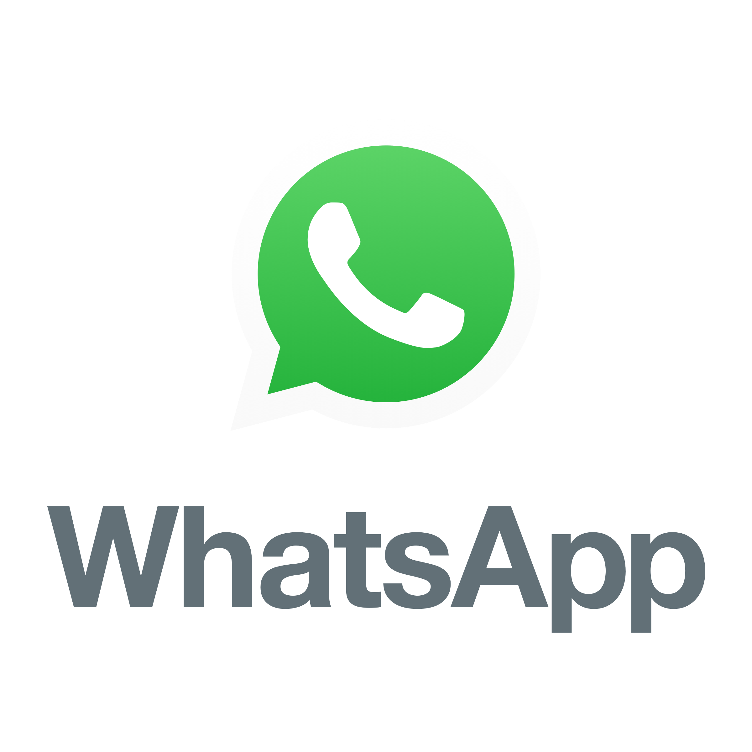 Logo do Whatsapp PNG [Fundo Transparente]