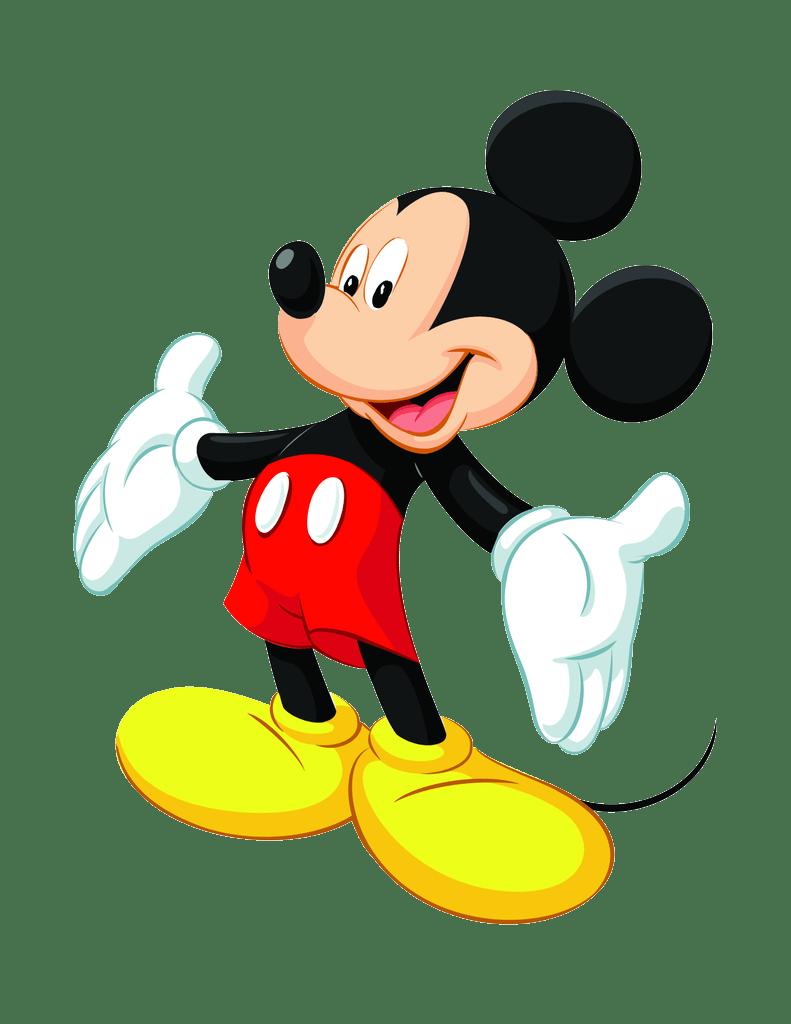 Mickey Png Fundo Transparente