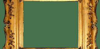 Moldura PNG fundo transparente