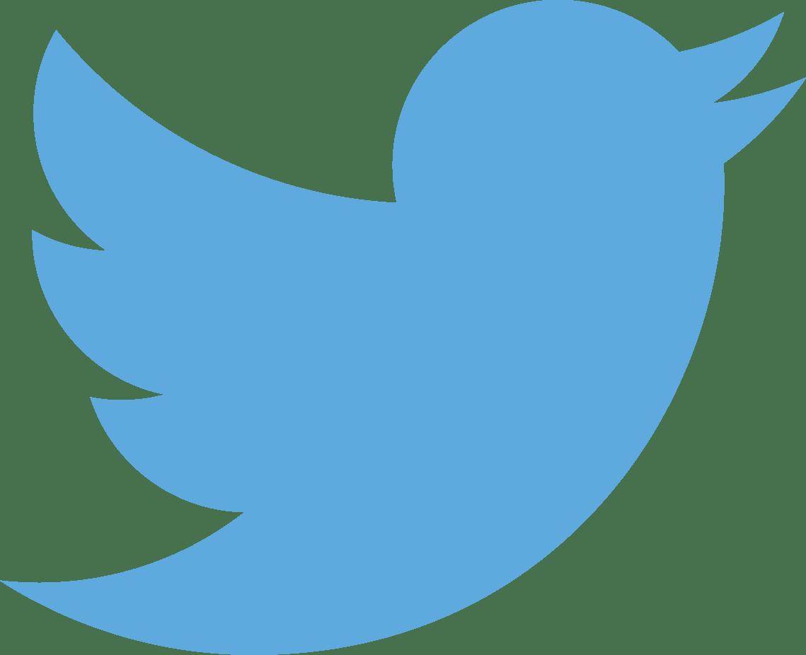 Resultado de imagem para simbolo twitter transparente