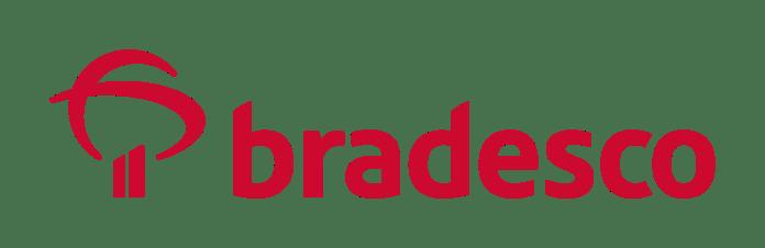 Logo do Bradesco com fundo transparente