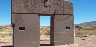 zonnepoort tiwanaku