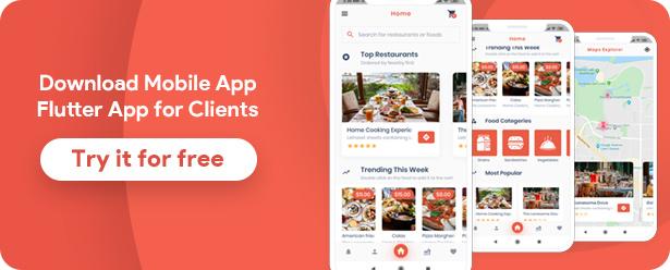 Delivery Boy For Multi-Restaurants Flutter App - 5