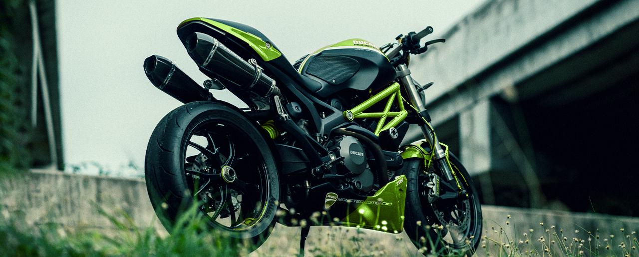 assurance moto Ducati