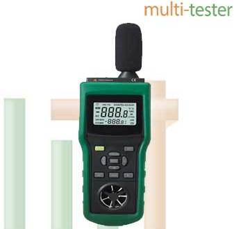 Alat Pengukur Lingkungan Tester 5 IN 1 AMF035