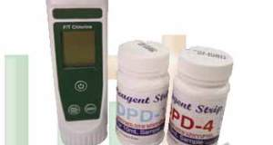 Alat Ukur Chlorine Tester AMT25