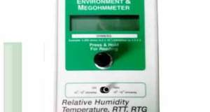 Alat Digital Resistance Meter RT-1000