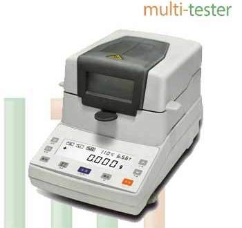 Pengukur Halogen Moisture Analyzer MB67