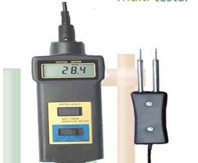 Alat Ukur Kayu Moisture Meter MC-7806