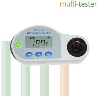 Refraktometer Digital AMTAST DBR85