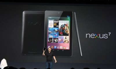 Nexus 7: La nueva Tablet de Google
