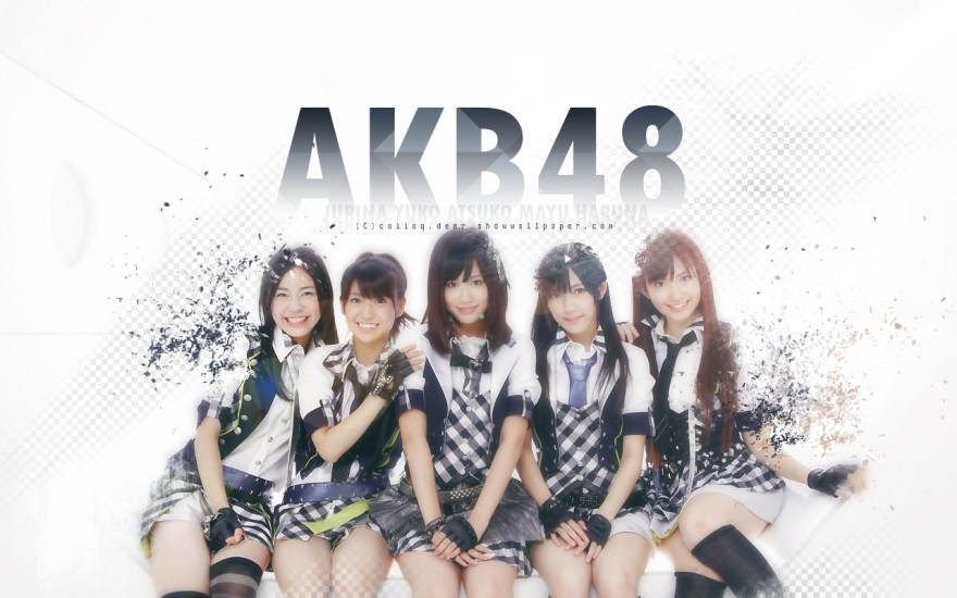 AKB48-Desktop-Wallpaper