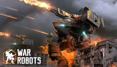 War Robots Mod Apk