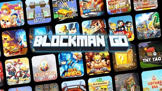 Blockman Go mod apk