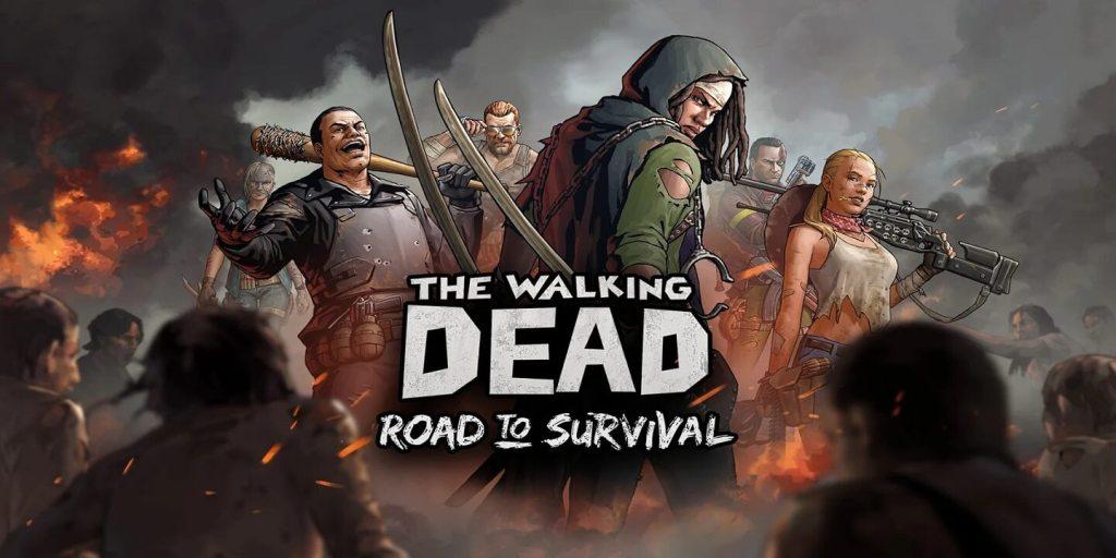 The Walking Dead Road to Survival Mod Apk
