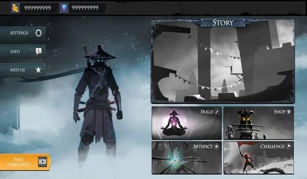 ninja arashi 2 mod apk