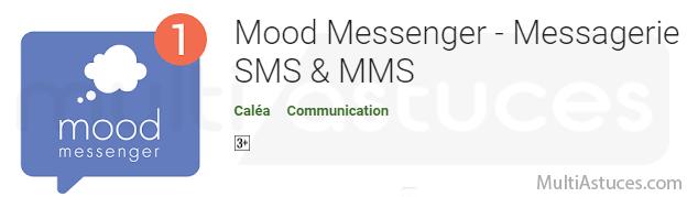 Meilleures applications de messagerie Android