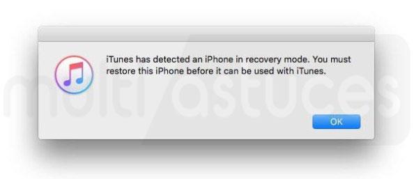iPhone ne charge pas