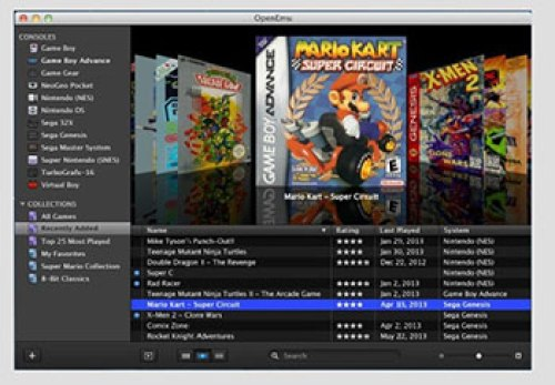 OpenEmu: Meilleur émulateur pour mac