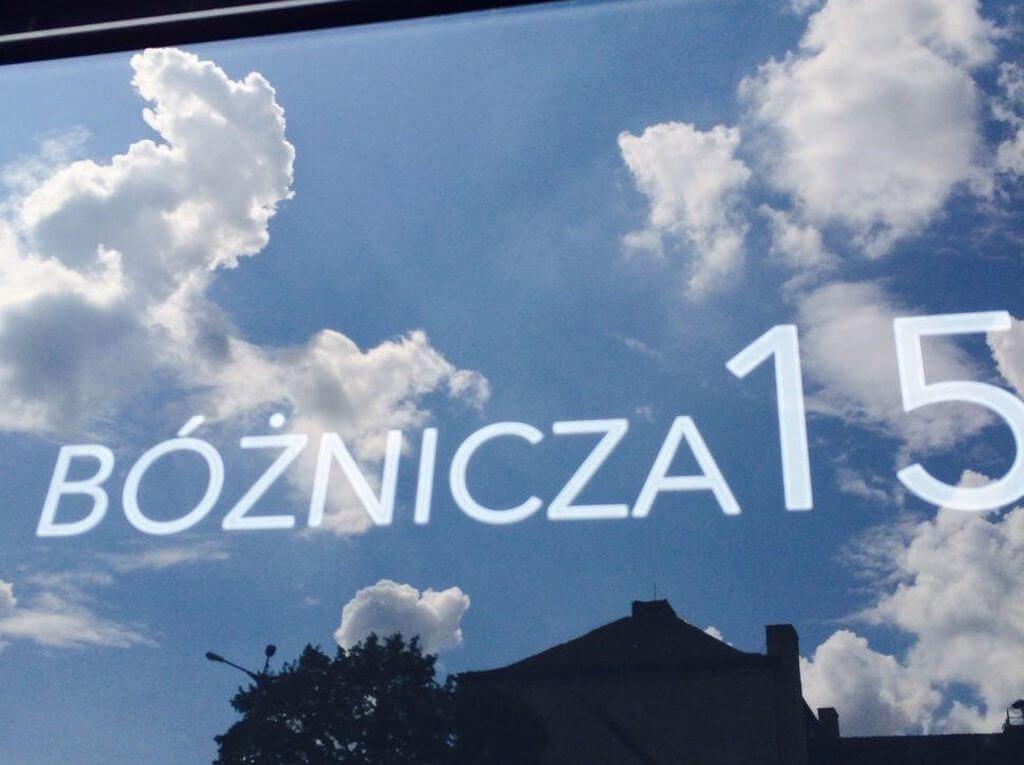 wejście do wirtualnego biura Poznań Bóżnicza
