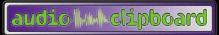 Audio-Clipboard