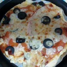 פיצה ללא גלוטן / מירב טיאנו נתן