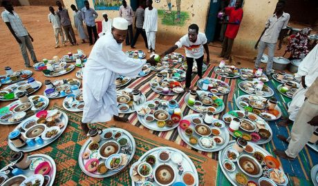 Iftar (Fot. UNAMID Photo / Foter)