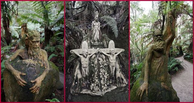 William Ricketts Sanctuary (Fot. Yewenyi / Foter)