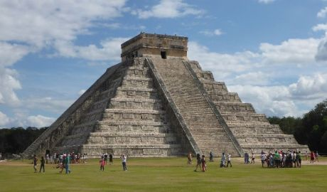El Castillo Pyramid - Chichen Itza - Mexico (Fot. Sam valadi / Flickr)
