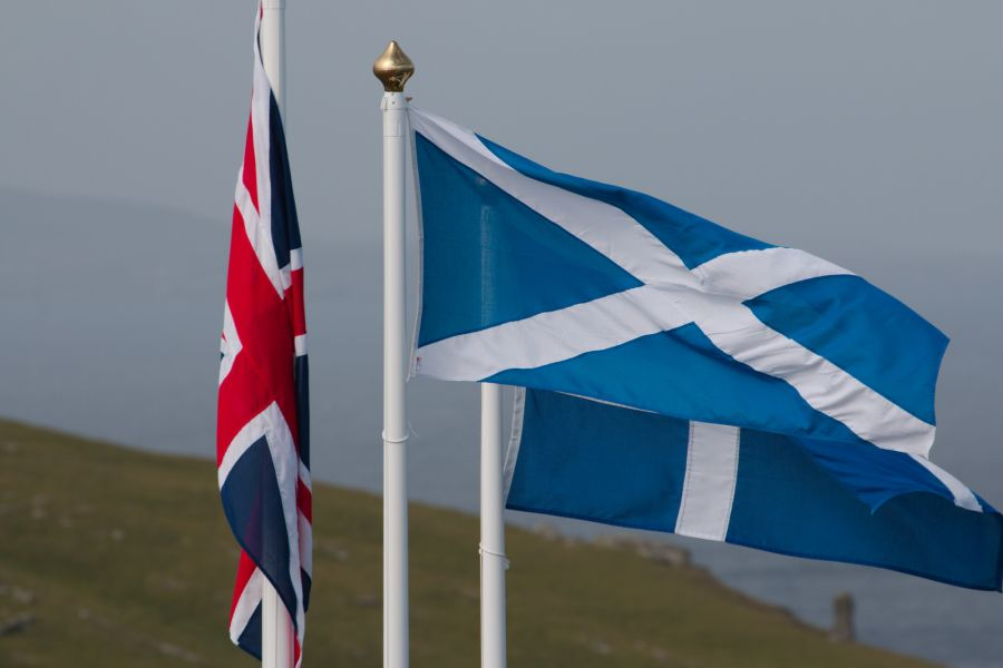 St. Andrew's day (Fot. Julien Carnot / Flickr)
