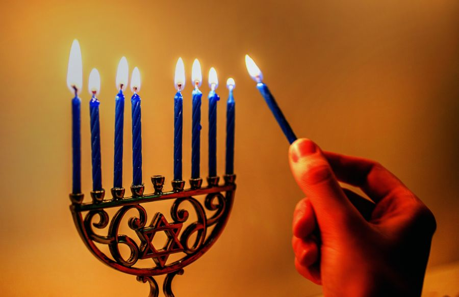 Chanuka (Fot. Robert Couse-Baker / Flickr)
