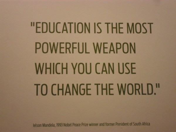 Quotes About the Value of Education