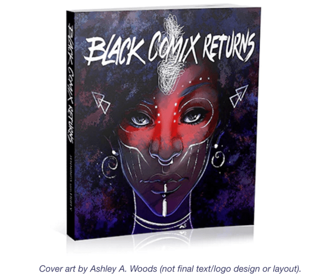 Black Comix Returns -- Source: Kickstarter