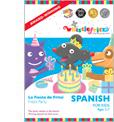 DVD Fiesta Whistlefritz - MKB Birthday Party Giveaway
