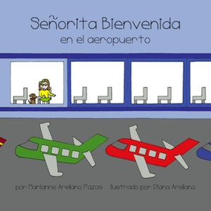 Spanish book for kids from Libros Arellano.