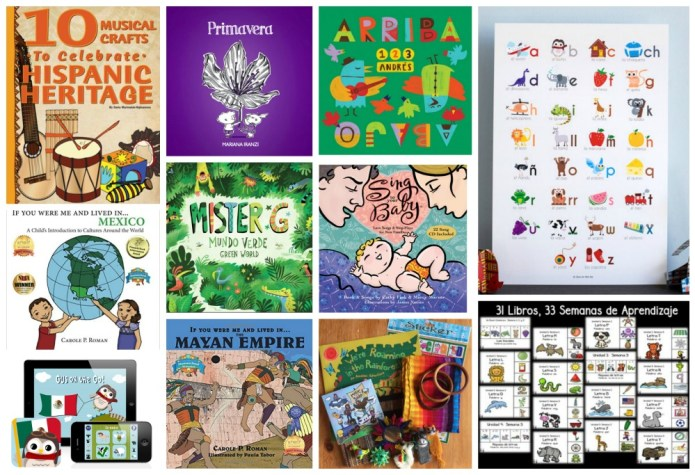 Hispanic Heritage Month Series and Giveaway 2017 Grand Prize   Multicultural Kid Blogs