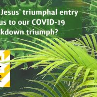 The Triumphal Entry of Jesus  - Proclaiming the Righteousness of God