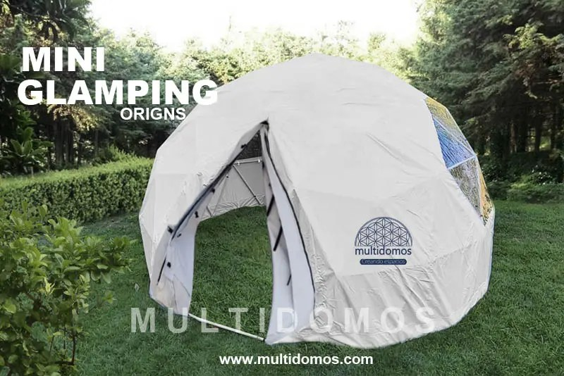 Mini Glamping Multidomos