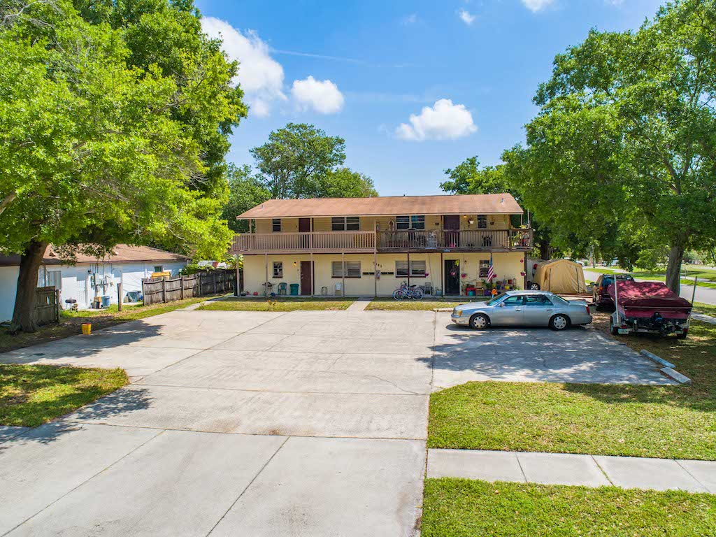 The Multifamily Firm Brokers Apartment Building Sale in St Petersburg, Florida