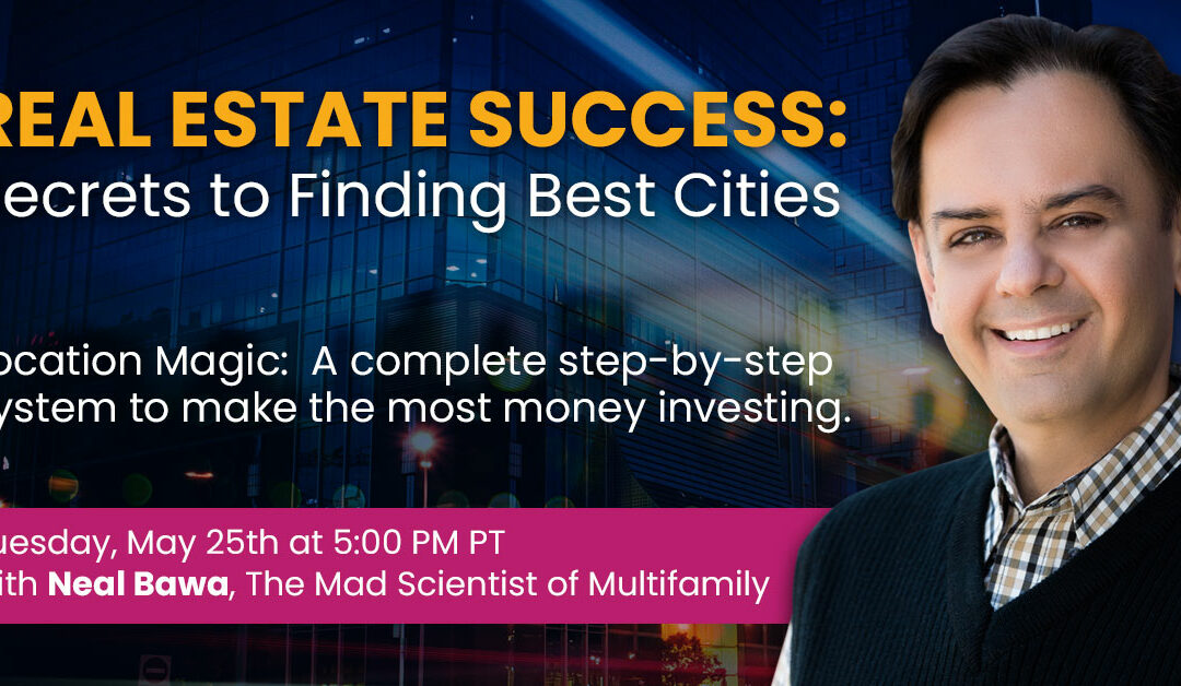 Real Estate Success: Secrets to Finding Best Cities