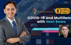 Neal Bawa - COVID-19 and Multifamily