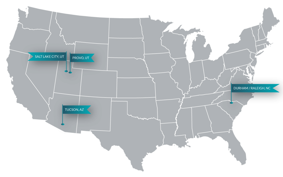 Forbes Article – Ranked: The 10 US Cities Best Positioned To Recover From Coronavirus (And The 10 Worst)